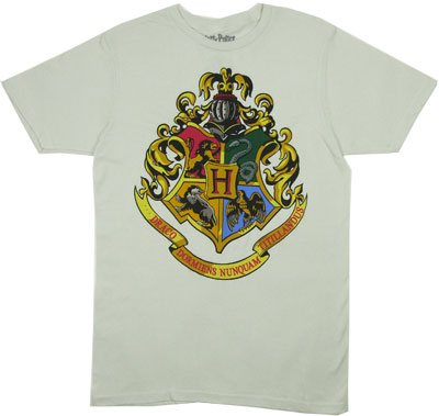 Hogwarts Crest - Harry Potter T-shirt