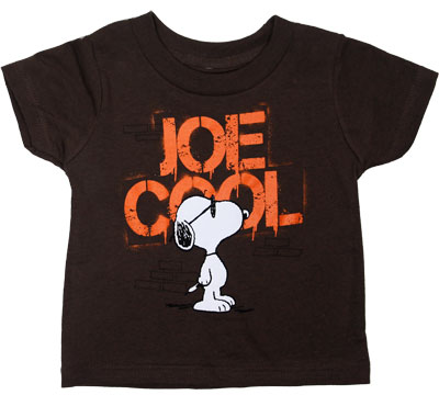 Joe Cool - Peanuts Infant T-shirt