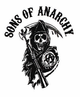Reaper - Sons Of Anarchy Women's Tank Top