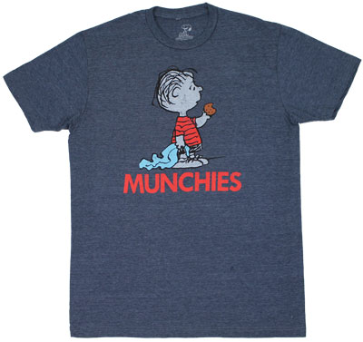 Munchies - Peanuts Sheer T-shirt