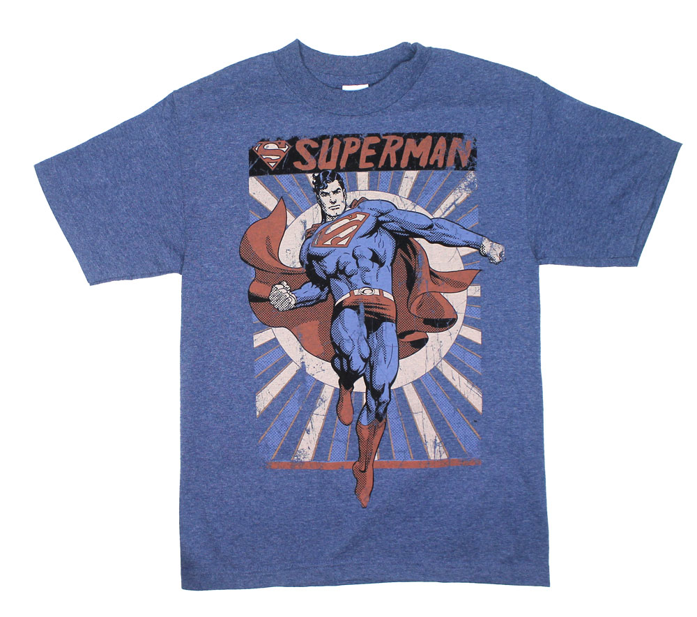 Super Rays - DC Comics T-shirt