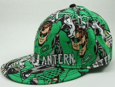 Green Lantern - DC Comics Baseball Cap