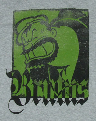 Brutus - Popeye Sheer T-shirt