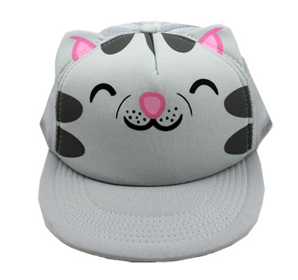 Soft Kitty With Ears - Big Bang Theory Trucker Hat