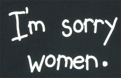 I'm Sorry Women - Diary Of A Wimpy Kid T-shirt