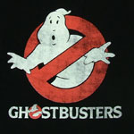 Ghostbusters Logo (Glow In The Dark) - Ghostbusters Sheer T-shirt