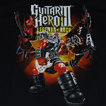God Of Rock - Guitar Hero Boys T-shirt