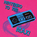 Nintendo To The Max - Nintendo Sheer Women&#039;s T-shirt