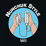 Nunchuck Style - Wii - Nintendo Sheer Women&#039;s T-shirt                 