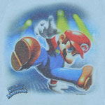 Dance Dance Revolution Mario Mix - Nintendo Photo-Sheer Women&#039;s T-shirt