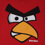 Red Bird - Angry Birds Juvenile T-shirt