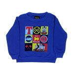 Nine Blocks - Thomas The Tank Engine Juvenile And Toddler Sweatshirt