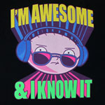 I&#039;m Awesome And I Know It - Family Guy T-shirt