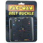 Game Over - Pac-Man Belt Bucle  