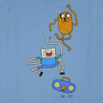Dance Dance - Adventure Time T-shirt