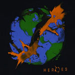 End Of The World - Heroes T-shirt