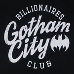 Gotham City Billionaires Club - DC Comics T-shirt