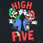 High Five - Mario And Luigi - Nintendo Sheer Women&#039;s T-shirt