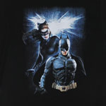 Bat And Cat - Dark Knight Rises T-shirt