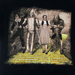 Follow The Yellow Brick Road - Wizard Of Oz T-shirt