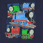 Thomas and Friends Squares - Thomas The Tank Engine Juvenile And Toddler T-shirt