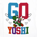 Go Yoshi - Nintendo Girls T-shirt