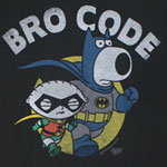 Bro Code - Family Guy T-shirt