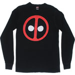 Deadpool Logo - Marvel Comics Thermal