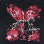 Brush X - Mortal Kombat T-shirt