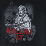 Killin' It Red - Walking Dead T-shirt