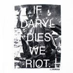 Daryl Riot - Walking Dead T-shirt