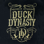 Redneck Approved Scroll - Duck Dynasty T-shirt