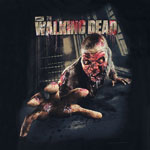 Cell Block Crawler - Walking Dead T-shirt