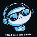 I Don&#039;t Even Care A Little - Family Guy T-shirt