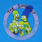 The Simpsons Family - Simpsons T-shirt