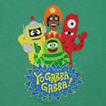 Characters - Yo Gabba Gabba! Toddler T-shirt