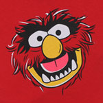 Animal Face - Muppets  T-shirt