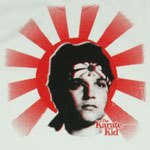 Rising Daniel-San - Karate Kid Sheer T-shirt