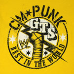 CM Punk Best In The World - WWE T-shirt