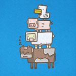 Animal Totem - Minecraft T-shirt