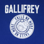 Gallifrey Falls No More - Dr. Who T-shirt