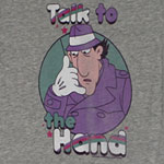 Talk To The Hand - Inspector Gadget Sheer Women&#039;s T-shirt