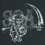 SOA - Sons Of Anarchy Long Sleeve T-shirt