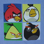 Angry Pop - Angry Birds T-shirt