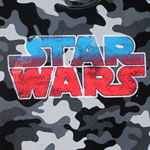 Camouflage Logo - Star Wars T-shirt