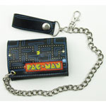 Game Start - Pac Man Chain Wallet