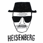 Heisenberg Sketch - Breaking Bad T-shirt