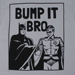 Bump It Bro - DC Comics T-shirt 
