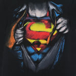 Chest Sketch - DC Comics T-shirt
