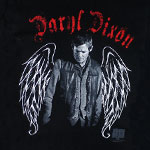 Daryl Wings - Walking Dead Juniors T-shirt